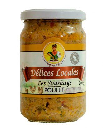Souskay-de-Poulet-260g
